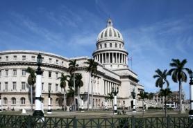 El Capitolio in Havana, Cuba