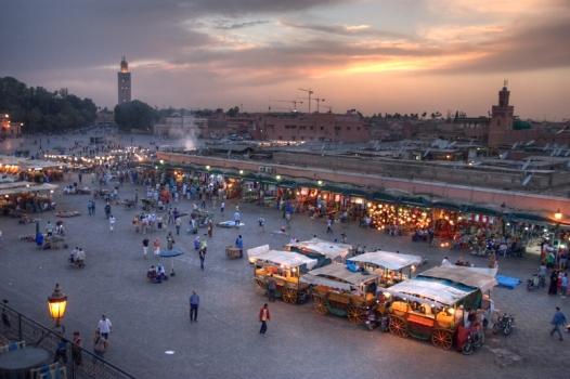 De Medina in Marrakesh