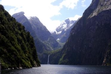 Milford Sound, de bekendste fjord van de Sounds