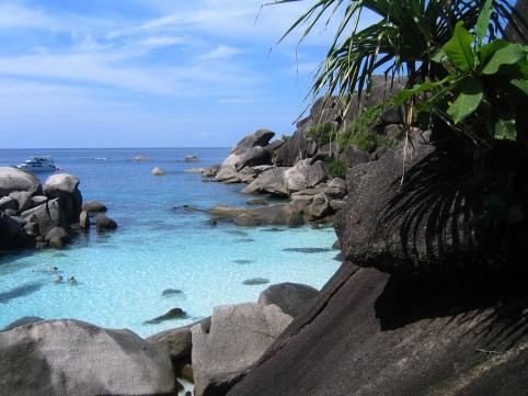 De Similan Eilanden, niet alleen mooi om te duiken!