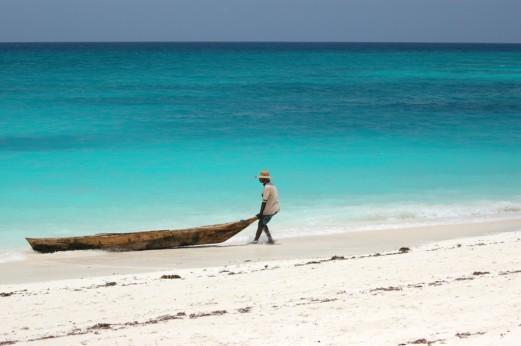 Prachtige stranden op het eiland Zanzibar